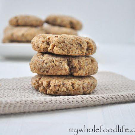 cookie - Grain Free Sugar Cookies