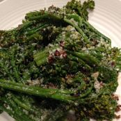 Swiss Chard with Garlic and Parmesan