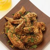 Appetizer: Ike's Vietnamese Fish Sauce Wings