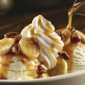 Grilled Bananas Foster