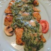 Chicken Florentine - Low Carb