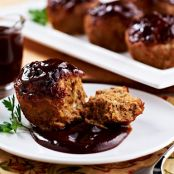 Honey-Barbecue Turkey Meatloaf