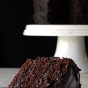 The Most Amazing Chocolate Cake & Frosting