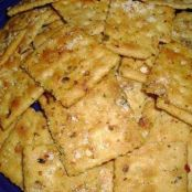 Spiced Crackers