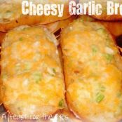 Pioneer Woman's Garlic Cheese Bread