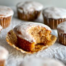 The Best Banana Bread Muffins Ever