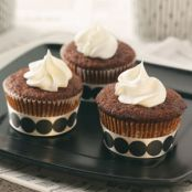 Holiday Gingerbread Cupcakes Recipe