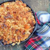 Skillet Apple Crisp   (Cook's Illustrated)