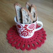 Banana and Nut Biscotti