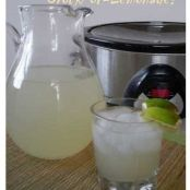 Crock Pot Lemonade