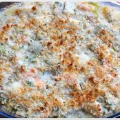 Holiday Seafood Casserole