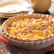 Best Peach Pie