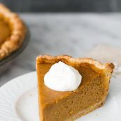 Poetic Pumpkin Pie