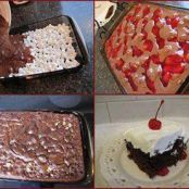 Easy Chocolate Cherry Cake