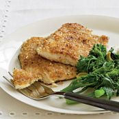 Pecan –Crusted Grouper (may substitute Ponga, Tilapia, Cod etc.)