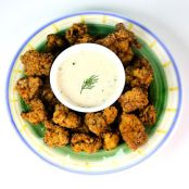 Chicken Fried Steak Nuggets