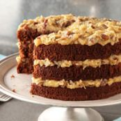 Baker's Original German Chocolate Cake