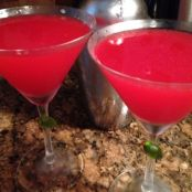 Margarita: How to Make the Perfect Cranberry Margarita