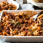 Italian Ziti with Sausage