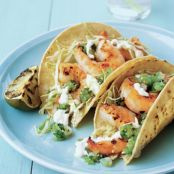 Delicious Grilled Shrimp Tacos