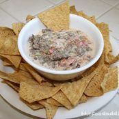 Sausage Cheese Dip - The Man Dip
