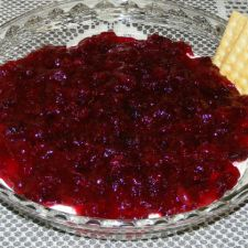 Christmas Party Cranberry Dip