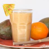 Orange-Mango Smoothie