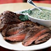 Mrs. Polumbo's Beef Flank Steak