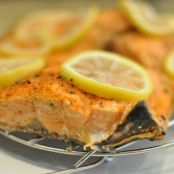 Lemon Salmon - Instant Pot