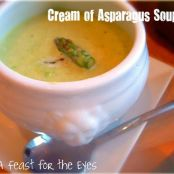Creamy Asparagus Soup from Cook's Country