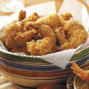 Crispy Shrimp Poppers