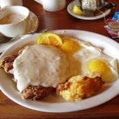 Cracker Barrel Chicken Fried Steak