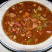 15/16 Bean Soup with Ham