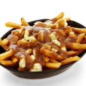 Poutine with Dark Sausage Gravy