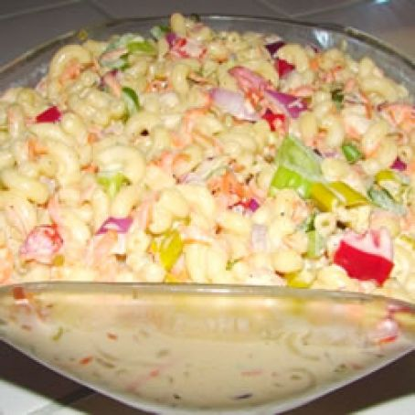 Macaroni Salad Recipe Paula Deen