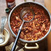 Chicken and Brisket Brunswick Stew