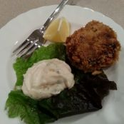 Candy's Fabulous Crab Cakes