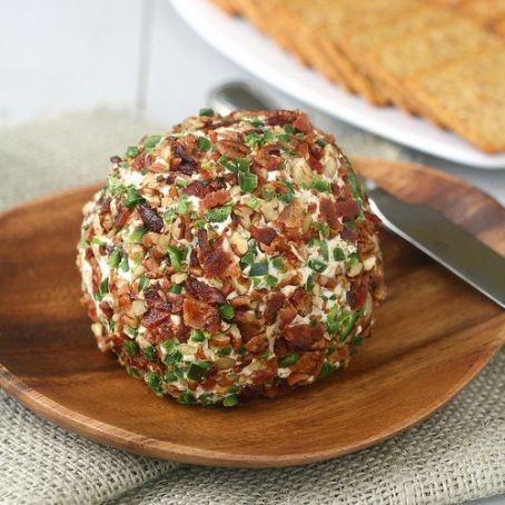 Bacon Jalapeño Cheese Ball