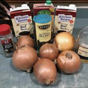 French Onion Soup - Authentic Recipe from Steve Ross