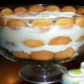Banana Pudding Supreme