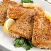 Pecan-Crusted Baked Fish
