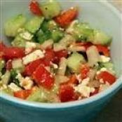 Greek Salad 111 (without Lettuce)
