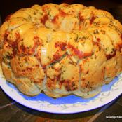Garlic Parmesan Monkey Bread