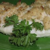Tilapia - Crabmeat Topping