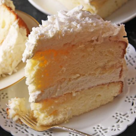 CAKE - Fresh Coconut Cake