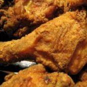 Real Southern Buttermilk Fried Chicken