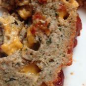 Chessy Turkey Meatloaf