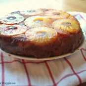 Pineapple Upside-Down Cake/Coconut Flour