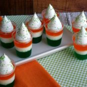 Irish Jello Shots