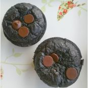 Super Skinny Chocolate Muffins